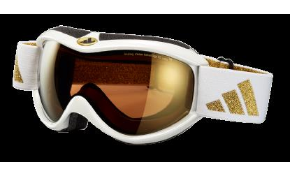 Adidas A133 6066 White Metal (orange Mirror) sunglasses