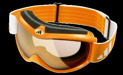 Adidas A133 6069 Yellow Metal (yellow) sunglasses