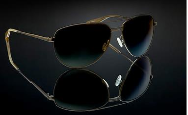 Barton Perreira Crusader Java/Whiskey Polarized sunglasses