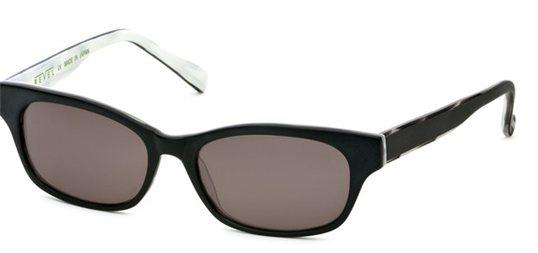Bevel Cosmic Ray 7705 Black Ivory sunglasses