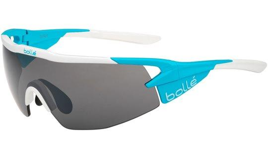 b3c3873724 Bolle Aeromax 12501 SHINY BLUE   TNS GUN sunglasses