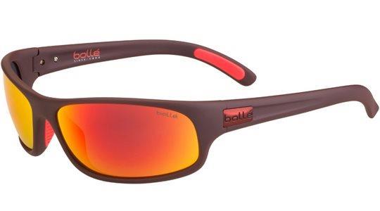 00a0e555a8 Bolle Anaconda 12445 MATTE MONO RED   TNS FIRE sunglasses