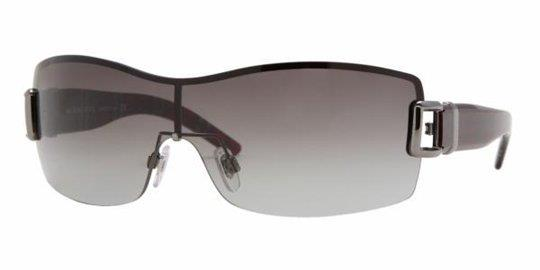 Burberry BE3037 100311 Gunmetal/Gray Gradient sunglasses