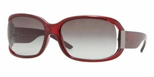 Burberry BE4071 301411 Violet oxblood/Gray Gradient Sunglasses