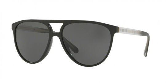 90cebfb6d08d Burberry BE4254F 300187 black/grey sunglasses