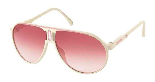 Carrera Champion/p/s Cream Pink (red Gradient) 08YV (tx) sunglasses