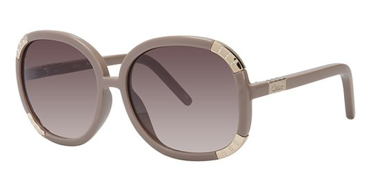 Chloe CL2219 C03 Old Pink Bi Gradient Brown Pink sunglasses
