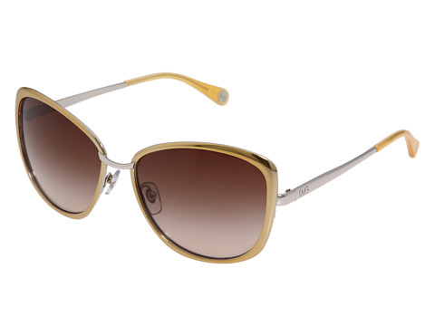 Chloe CL2219 C04 Beige Gradient Light Brown sunglasses