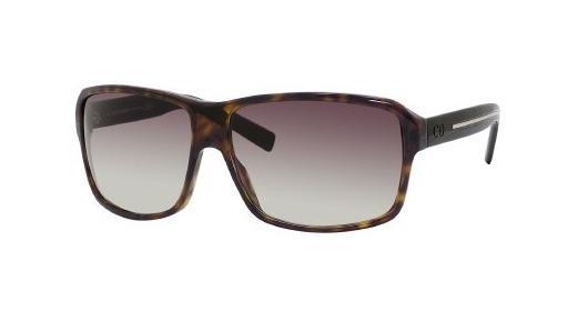 c9fbedce89b Christian Dior Black Tie 117 S 0AM6 Dark Havana   Black Crystal Brown Gray  Gradient