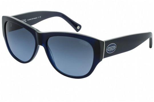 c7e29c17d9 Coach HC8050 - L044 Hayden 511017 blue grey blue gradient sunglasses
