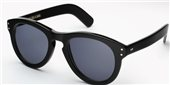 Cutler and Gross 1001 Black sunglasses
