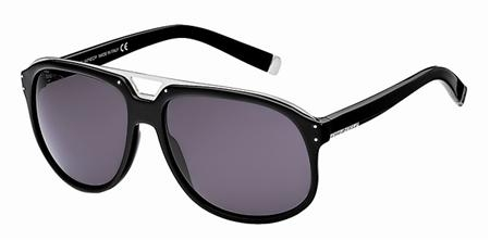 Dsquared DQ0005 01A Shiny Black/Palladium sunglasses