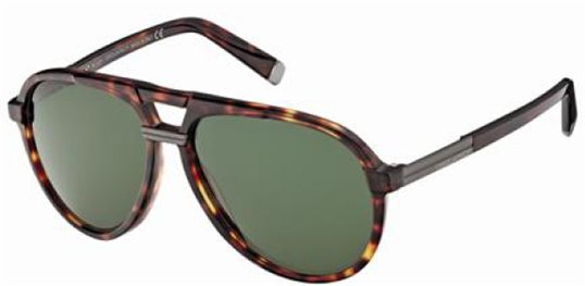 Dsquared DQ0070 52F Havana sunglasses