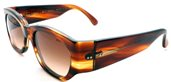 Eye Respect Wardour Caramel sunglasses