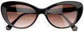 Face a Face Gleam 1 100 Black sunglasses