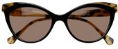Face a Face Holly 1 100 Black Havana sunglasses