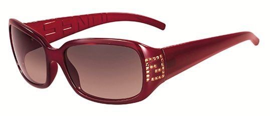 Fendi FS350R 639 Bordeaux sunglasses