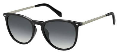 a95bbe3a3 Fossil Fos 3078/S 0807 00 Black (9O dark gray gradient lens) sunglasses