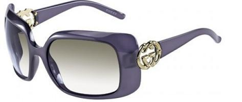 Gucci 3034/S 0KTK YR Violet Green Gradient sunglasses