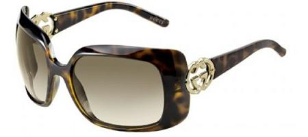 Gucci 3034/S 0V08 DB Brown Tortoise sunglasses