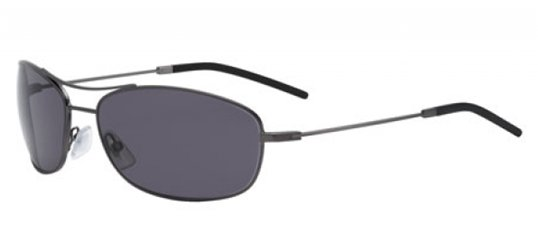 Hugo Boss 0357/S 0R80 Semi Matte Dark Ruthenium sunglasses