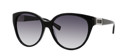 Hugo Boss 0372/S 0807 Black sunglasses