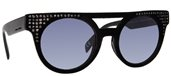 Italia Independent 0903CV 009 Black sunglasses