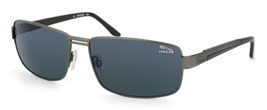 Jaguar 37324 720 Gunmetal sunglasses