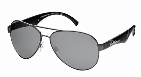 John Galliano JG0015 Masculine 08C Gunmetal sunglasses