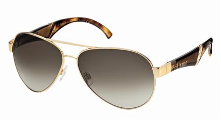 John Galliano JG0015 Masculine 28P Shiny Brown sunglasses