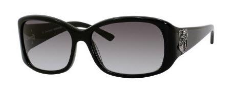 45e943c7fd1 Juicy Couture Bruton s 0807 Black sunglasses