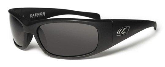 13b680d7d73 Kaenon Rhino Matte Black w  Polarized G12 Lens sunglasses