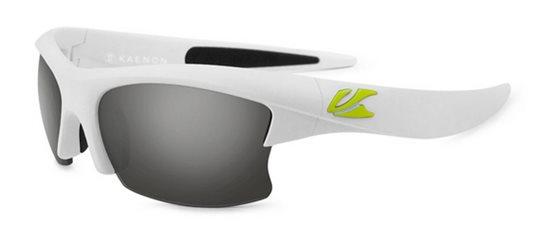 8796bdd70fa Kaenon S-Kore Matte White Polarized G12 Lens sunglasses