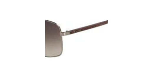 Lacoste L119S 317 Brown Gold sunglasses