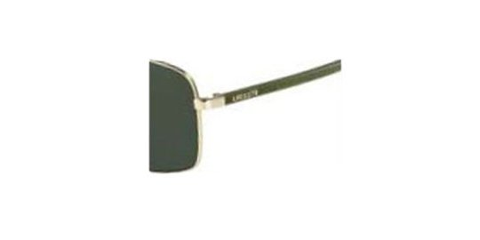 Lacoste L119S 714 Gold Green sunglasses