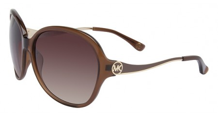 Michael Kors M2453S Drake 200 Dark Brown sunglasses