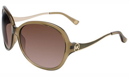 Michael Kors M2453S Drake 320 Fatigue Crystal sunglasses