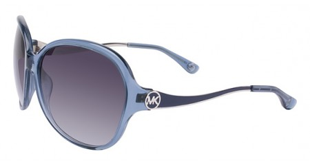 Michael Kors M2453S Drake 424 Blue sunglasses