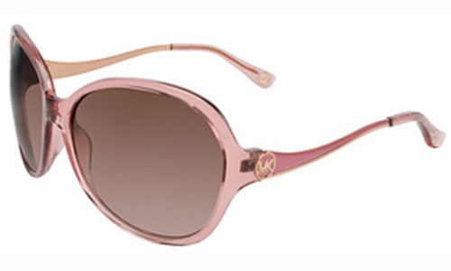 Michael Kors M2453S Drake 652 Blush Crystal sunglasses