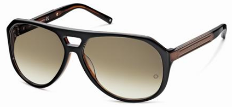 Mont Blanc MB363S 05F Brown sunglasses