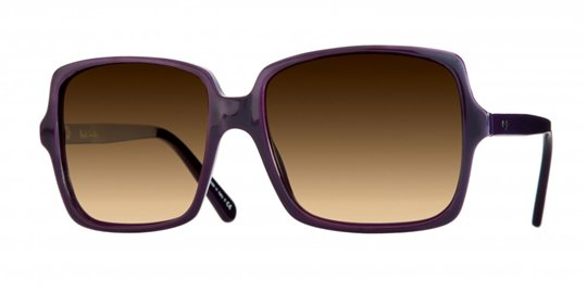 Paul Smith Eponine Eggplant With Concord Gradient sunglasses