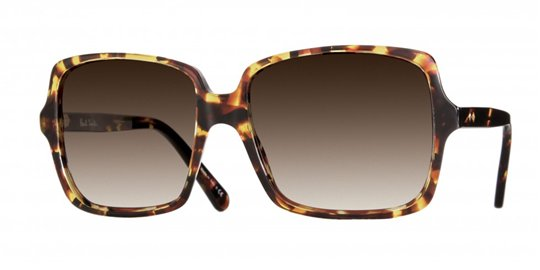 Paul Smith Eponine Emberwood With Cordoba Gradient sunglasses