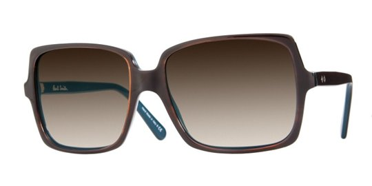 Paul Smith Eponine Tuscany Tortoise With Mink Gradient sunglasses