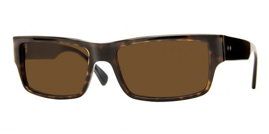 Paul Smith Finn Oak/MidnightBlue / Brown Polarized sunglasses