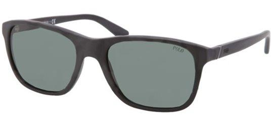 8b51bb1fdf8a Polo PH4085 528471 Black/Grey Green Shaded sunglasses