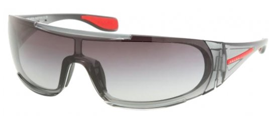 Prada Sport PS 03MS BRU3M1 Water Gray Gradient sunglasses