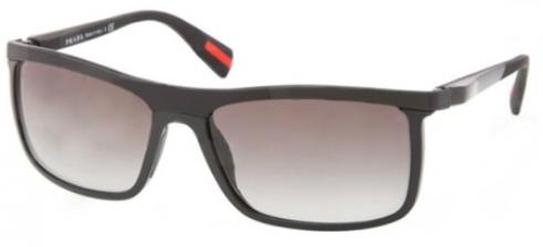 44e5e8b401c Prada Sport PS 51PS - Netex Collection 1BO0A7 Matte Black sunglasses