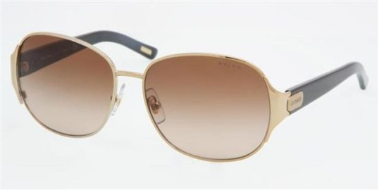 Ralph RA4068 106/13 Gold sunglasses