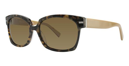 Seraphin Broadway 8663 Brown/Caramel Horn  sunglasses