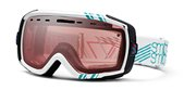 Smith Optics Goggles Heiress Aqua Muse With Ignitor Mirror Lens sunglasses